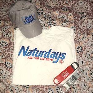 Natural Light Tee Shirt